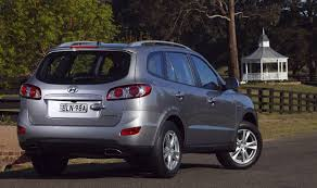 2010 hyundai santa fe towing capacity 2010 hyundai santa fe highlander road test review