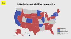 2000 Election Map 40 Maps And Charts That Explain The 2014 Midterm Elections Vox
