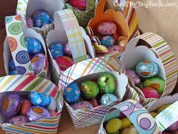 easter baskets delivered easy paper easter baskets cards by