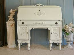 Antique White Desks by Antique Drop Front Secretary Desk For Sale Decorative Desk
