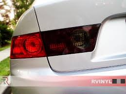 nissan altima coupe key light amazon com rtint tail light tint covers for nissan altima 2008
