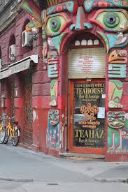 teahouse with native american spirit hidden budapest