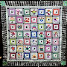 Apple Basket Patchwork Shop - simply block of the month by ngaire montgomery williams