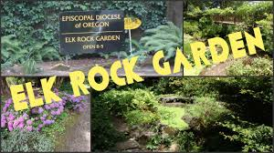 Leach Botanical Garden by Elk Rock Garden Youtube