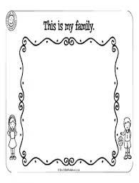 best 25 my family worksheet ideas on family worksheet