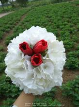 White Hydrangea Bouquet Compare Prices On White Hydrangea Centerpieces Online Shopping