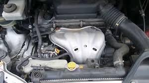 wrecking 2003 toyota tarago engine 2 4 automatic c15234 youtube