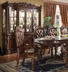 Formal Dining Room Sets With China Cabinet by Vendome Formal Dining Room Table Set