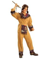 Native Indian Halloween Costumes Native American Brave Indian Costume Men Indian Costumes