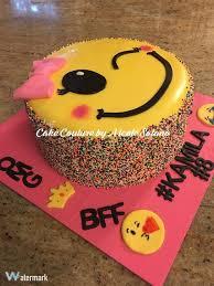 25 emoji cake ideas birthday cake emoji