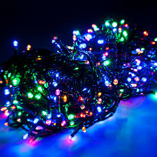 48m of 480 multi coloured multi outdoor premier nite light