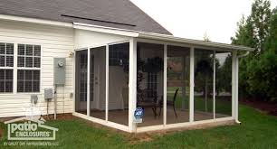 Screened In Patio Designs Screen Room Screened In Porch Designs Pictures Patio