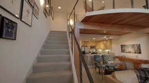modern seattle loft property video tour michael ackerman talks