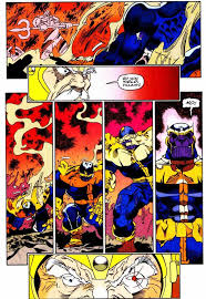 Sentry Vs Thanos Whowouldwin Golden Frieza In His Chair Vs Thanos In His Chair Whowouldwin