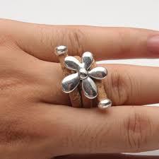 Favorito Portugal anillo de Corcho, corcho natural, corcho original, color  &MO55