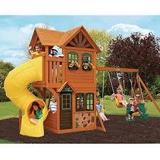 backyard swing sets for kids amazon com