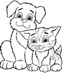 10 baby animal coloring pictures images