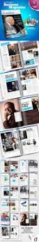 profesional business magazine indesign template by antyalias