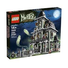 amazon com lego monster fighters haunted house 10228 toys u0026 games