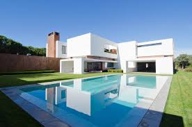 modern villa property for sale in madrid modern villa