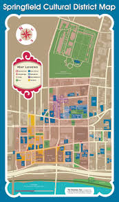 Springfield Massachusetts Map by Creating A Sense Of Place