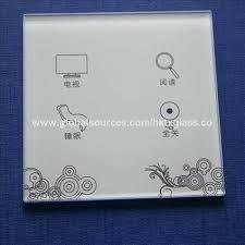 light switch covers amazon decorative switch china decorative switch glass panel with silk