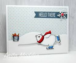 201 best cards mft polar pals images on