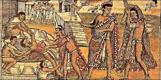 imagenes de rituales mayas los mayas comerciaban con animales para sus sacrificios rituales