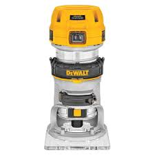 dewalt 1 25 hp variable speed compact router dwp611 the home depot