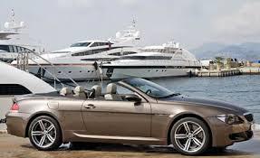 bmw m6 v10 2008 bmw v 10 m6 cabriolet convertible 500 hp slashgear