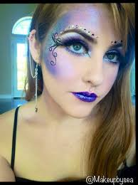 purple fairy makeup tutorial youtube