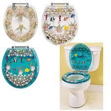 themed toilet seats best 25 seashell toilet seat ideas on toilet seats
