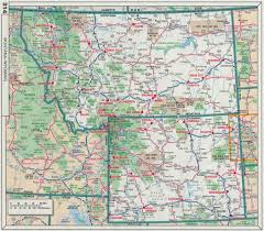 Wyoming Wildfires Map Map Of Montana And Wyoming Kelloggrealtyinc