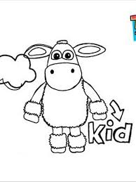 timmy print colour abc kids