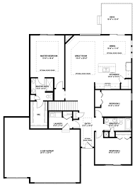 New Homes Floor Plans Turin Floorplan Hubbell Homes Building New Homes In Des Moines