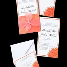 coral wedding invitations wedding templates