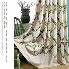 Embroidered Linen Curtains Buy Cheap China Cotton Embroidered Curtains Products Find China