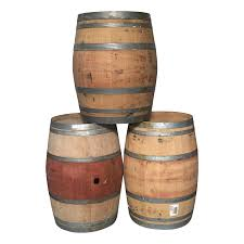 wine barrel authentic oak san diego drums and totes