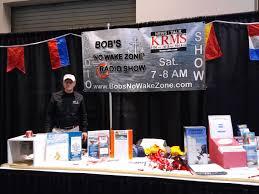 Radio Bob Fm Captain Bob May Of Bob U0027s No Wake Zone Boating Radio Show On Krms