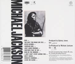 Michael Jackson Bad Album Bad Michael Jackson Amazon De Musik