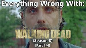 Walking Dead Memes Season 1 - everything wrong with the walking dead season 8 part 1 4 youtube