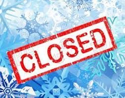 center closed due to severe weather edward king house