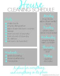 how to keep your house clean house cleaning schedule inspiration for moms