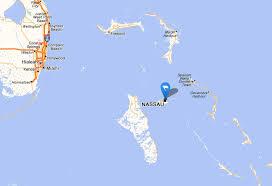 bahamas on a world map map bahamas