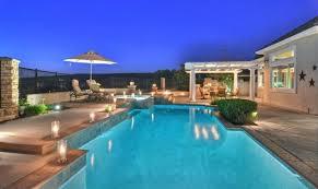 modern swimming pools white modern comfortable laminated fabric
