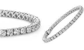 swarovski white bracelet images Up to 88 off on swarovski elements bracelet groupon goods jpg