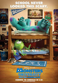 Best Room Posters Winner Of Best Animation Movie Poster Of 2013 Monsters University