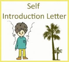 self introduction letter