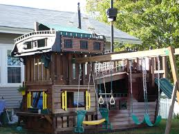 backyard sailing 13 play house ships for the aspiring pirate