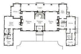 New Floor Plan Classical Symetrical Palladian House Plan Traditional New